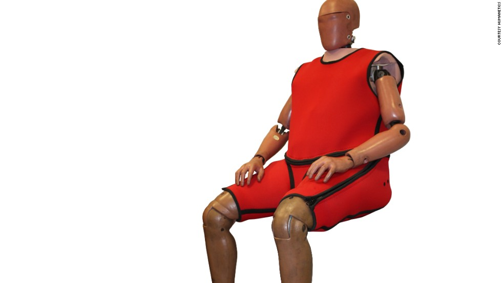 Humanetics, the world's leading maker of crash test dummies, is experimenting with an overweight model to better account for accidents involving obese people, who have a significantly greater chance of getting injured or dying from crashes.
