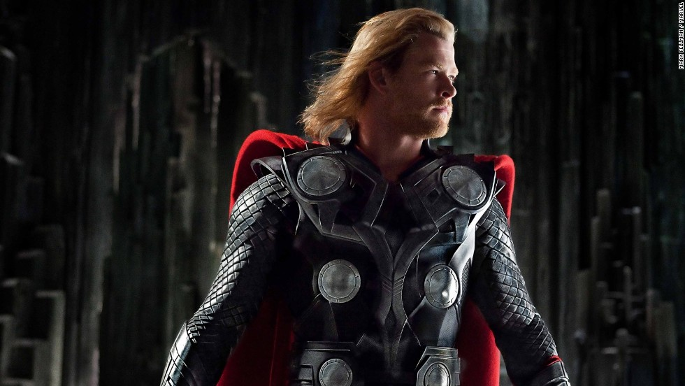 "Comic-book Thor may now be a woman, but at the movies, Chris Hemsworth is still wielding the hero's hammer. Following ""Thor"" and ""Thor: The Dark World,"" the third installment, ""Thor: Ragnarok,"" is slated for July 28, 2017."