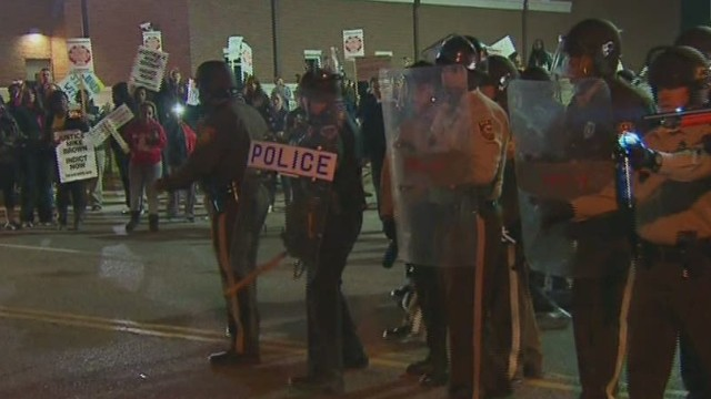 Hostin: ALL Ferguson leaks favor police
