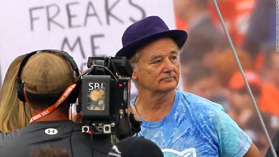 "One of Murray's sons attends Clemson University, and Murray was on hand for an ""ESPN Gameday"" in 2013 for the Clemson-Florida State game. He disagreed with ESPN expert Lee Corso and <a href=""http://deadspin.com/lee-corso-picks-fsu-dons-chief-osceola-garb-bill-murr-1448342124"" target=""_blank"">then body-slammed him</a>."