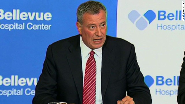 Mayor: Working to protect all New Yorkers