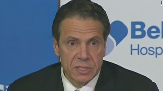 Gov. Cuomo: We're as ready as one can be