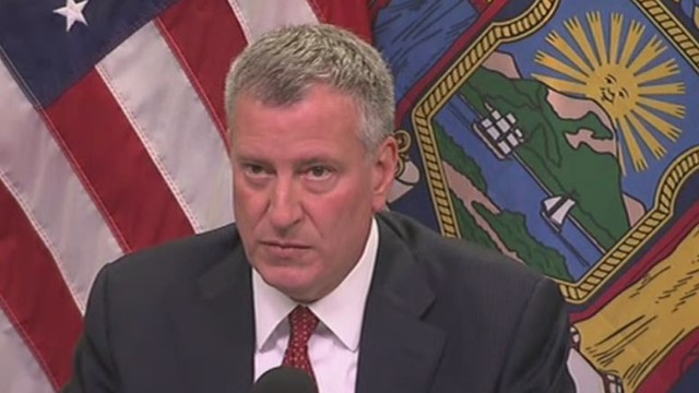 Mayor: NYC prepared to handle Ebola