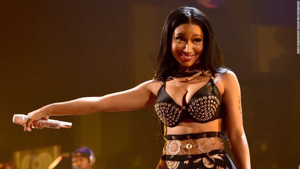"""In April 2012, Nicki Minaj was so annoyed by a supposed fan site leaking some of her new music that <a href=""""http://www.missinfo.tv/index.php/nicki-minaj-deletes-twitter-page-11-million-followers-put-on-time-out/"""" target=""""_blank"""">the rapper made a grand exit</a> from Twitter altogether. """"Like seriously, it's but so much a person can take. Good f******g bye,"""" she tweeted before taking down her profile. Within nine days, Minaj was back at it."""