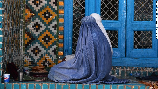 There are many reasons why a Muslim women may choose to wear a veil, such as for modesty, fashion or empowerment.