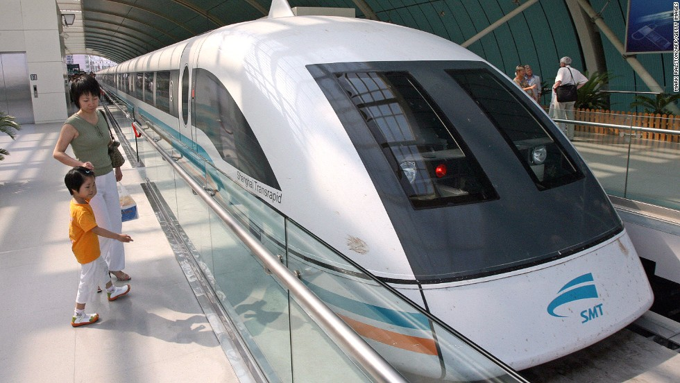 Another Chinese winner in the Over 40 Million Passengers category, Shanghai Pudong tied in second place. Customers get a head start by riding to the airport on the Shanghai Transrapid, one of the fastest commercial trains currently in operation.