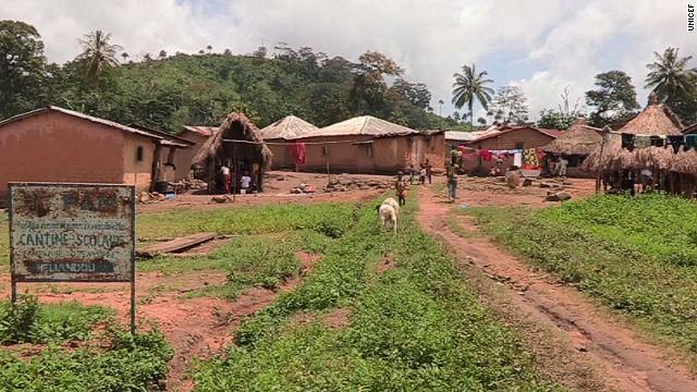 Ebola's ground zero still struggling