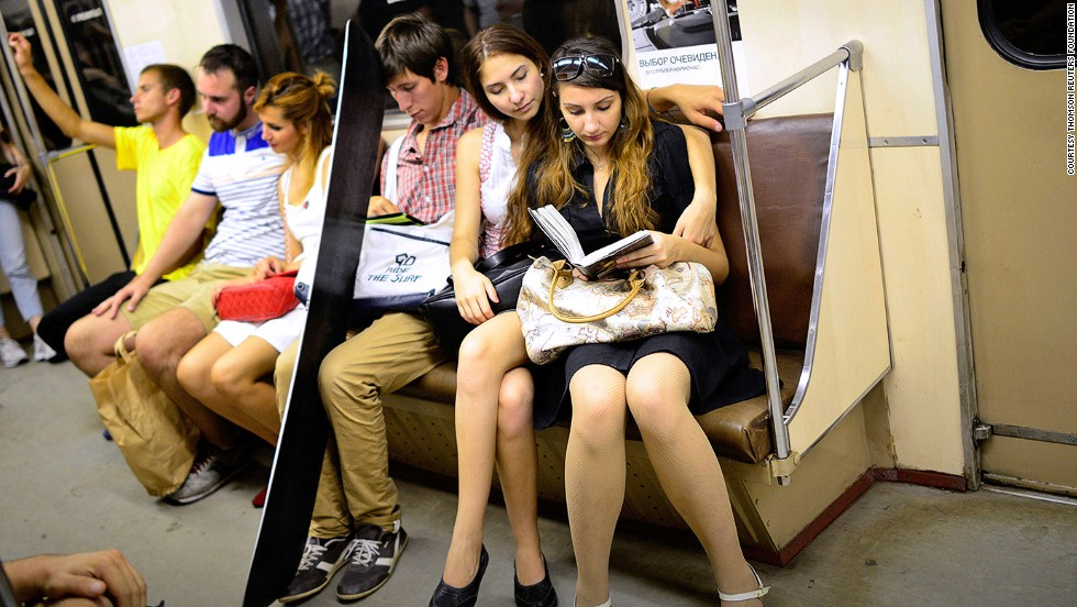The report ranked Moscow as having the worst public transport for women in Europe. Women there lack confidence that authorities will investigate reports of abuse.