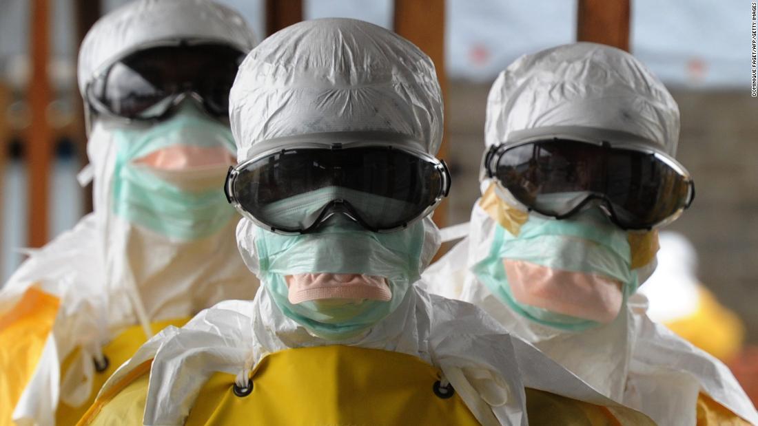 Ebola kills 3 in DRC