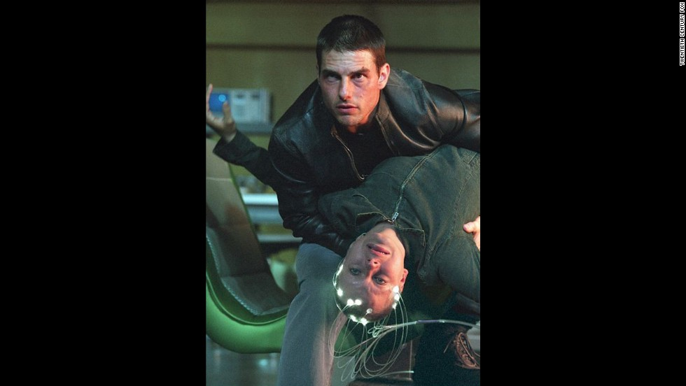"""""""Minority Report"""" Director Steven Spielberg is """"a master filmmaker at the top of his form, working with a star, Tom Cruise, who generates complex human feelings even while playing an action hero,"""" Ebert wrote. """"... <a href=""""http://www.rogerebert.com/reviews/minority-report-2002"""" target=""""_blank"""">This film is such a virtuoso high-wire act, daring so much, achieving it with such grace and skill.</a> 'Minority Report' reminds us why we go to the movies in the first place."""""""