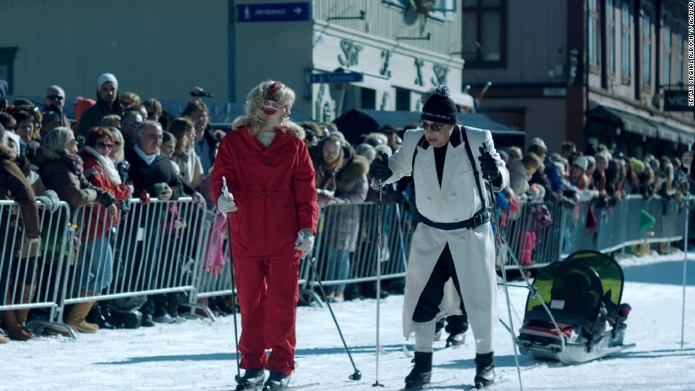 """They can't all be """"House of Cards."""" After three seasons, Netflix pulled the plug on """"Lilyhammer."""""""