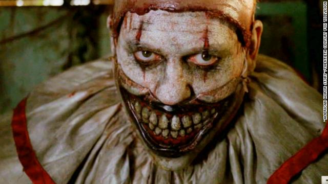 2014: How clowns became creepy