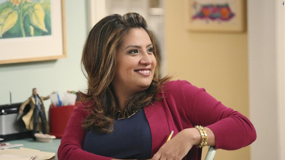 "Critics applauded the diverse sitcom ""Cristela,"" but ABC ended it after one season."