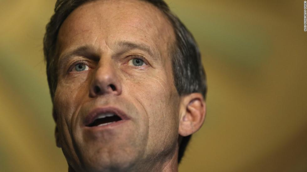 Sen. John Thune is set to chair the Commerce, Science, and Transportation Committee. He would focus on business and trade legislation and oversight.