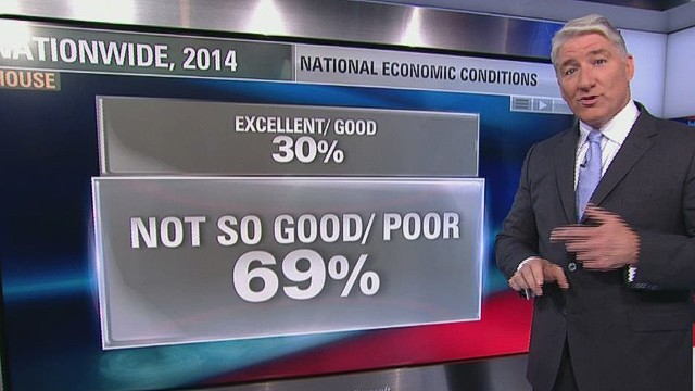 Voters angry, dissatisfied with Obama