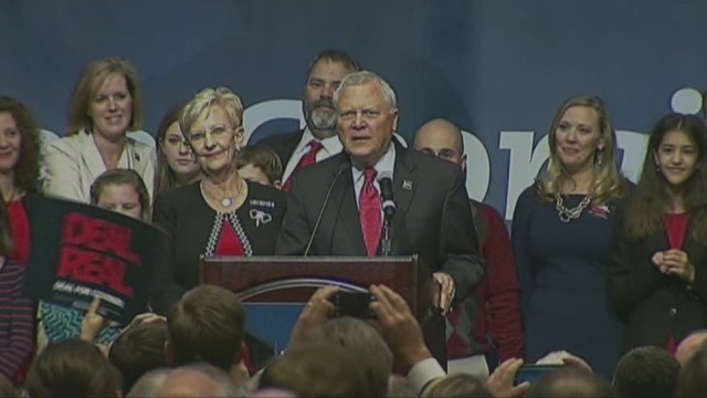 Gov. Deal: Elections require a thick skin