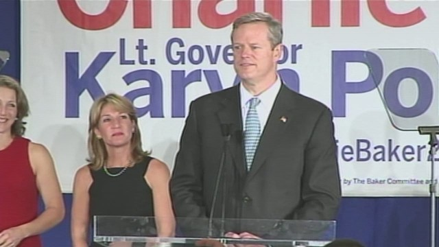 Massachusetts elects a Republican governor