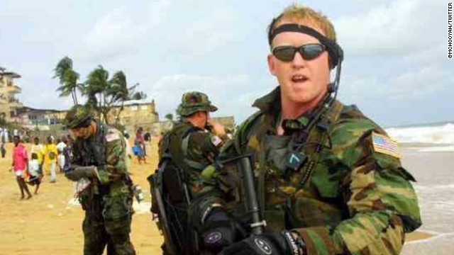 Former Navy SEAL: I killed bin Laden