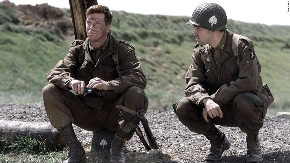 "For some American history buffs, the World War II series ""Band of Brothers"" is worthy of an annual viewing, even if it takes 11 hours. The 10-part miniseries based on the World War II journey of the U.S. Army 101st Airborne's Easy Company features an ensemble cast of stars before they became famous -- Michael Fassbender, Ron Livingston, Marc Warren, Simon Pegg, Damian Lewis, James McAvoy and Tom Hardy, to name a few."