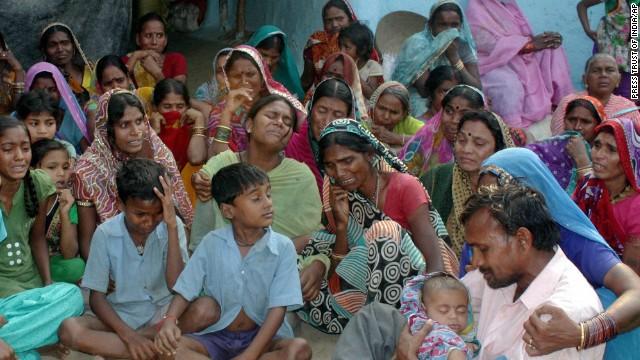 Sterilization procedure kills 11 in India