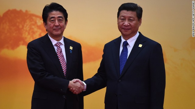 "China and Japan in ""renormalization"" phase"