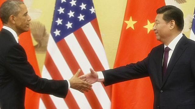 U.S. and China reach new starting point