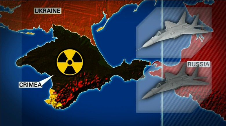 Rusia estaba lista para una confrontación nuclear por Crimea, dice Putin