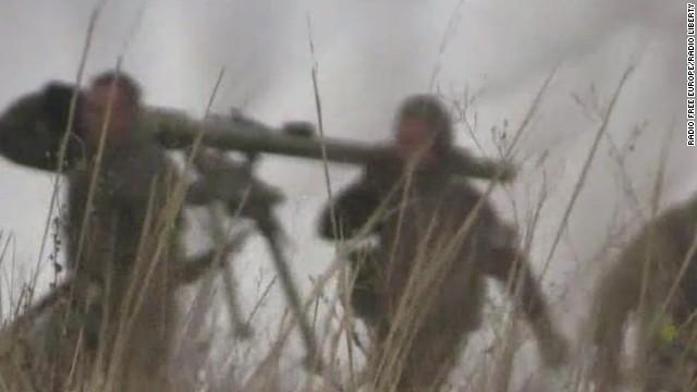 NATO: Russian troops, tanks near Ukraine