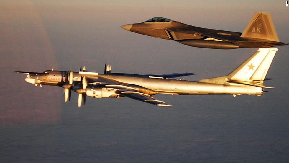 Russia plans bomber flights near U.S.