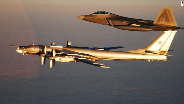 Russia plans bomber flights near U.S.