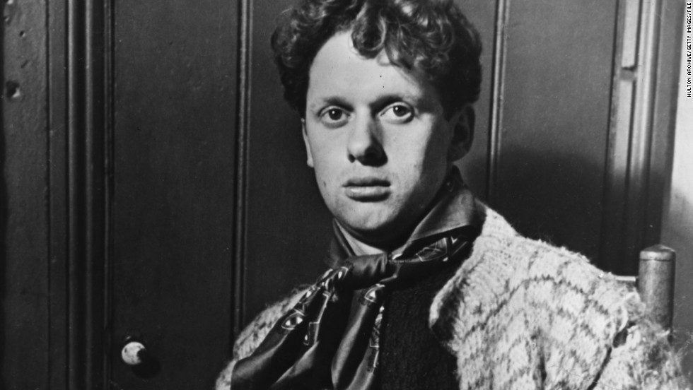 The Love Letters Of Dylan Thomas Dylan Thomas was born in