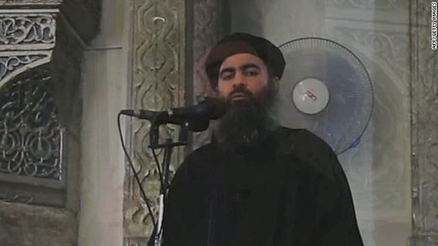 ISIS leader purportedly sends new message