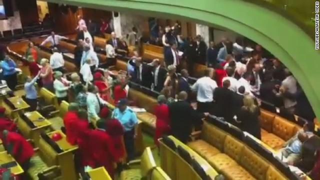 pkg magnay safrica parliament brawl_00005615.jpg