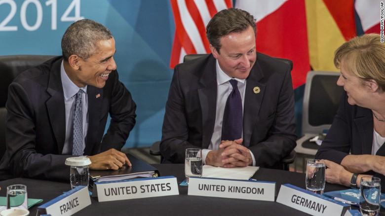 Revelan por error datos personales de líderes mundiales del G20