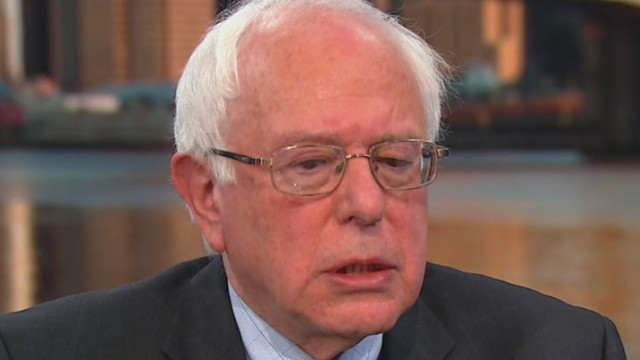 Will Bernie Sanders run for president?