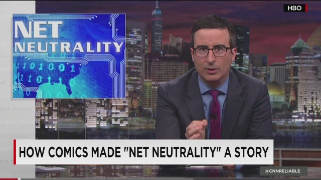 How comedians made net neutrality matter