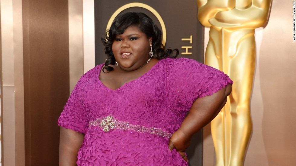 "In 2014, Cosmopolitan asked whether Gabourey Sidibe is<a href=""http://www.cosmopolitan.com/sex-love/advice/a5365/gabourey-sidibe-fat-shaming/"" target=""_blank""> ""the Most Fat-Shamed Actress in Hollywood."" </a>"