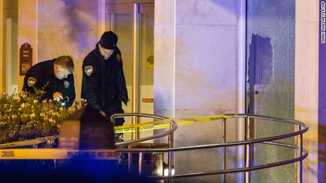 3 shot at FSU before gunman killed
