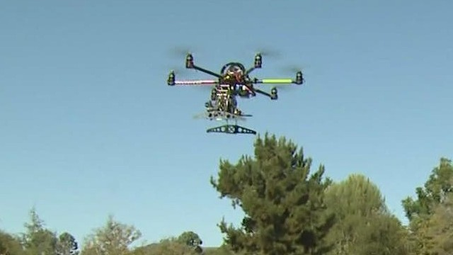 Drone laws still playing catch-up