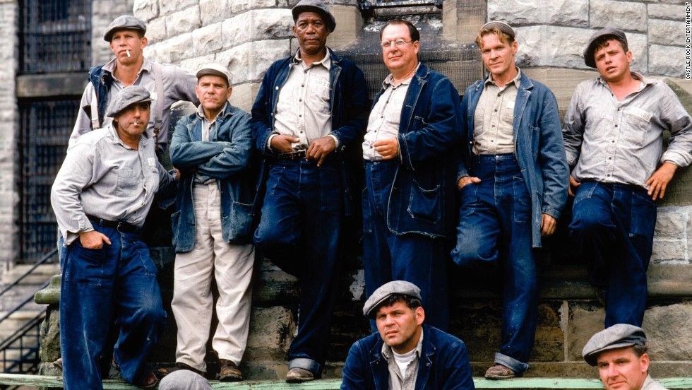 a review of both novel and the movie shawshank redemption Tender, funny, and inspirational, the shawshank redemption is a well-crafted prison drama and another great movie to add to frank darabont's impressive filmography.