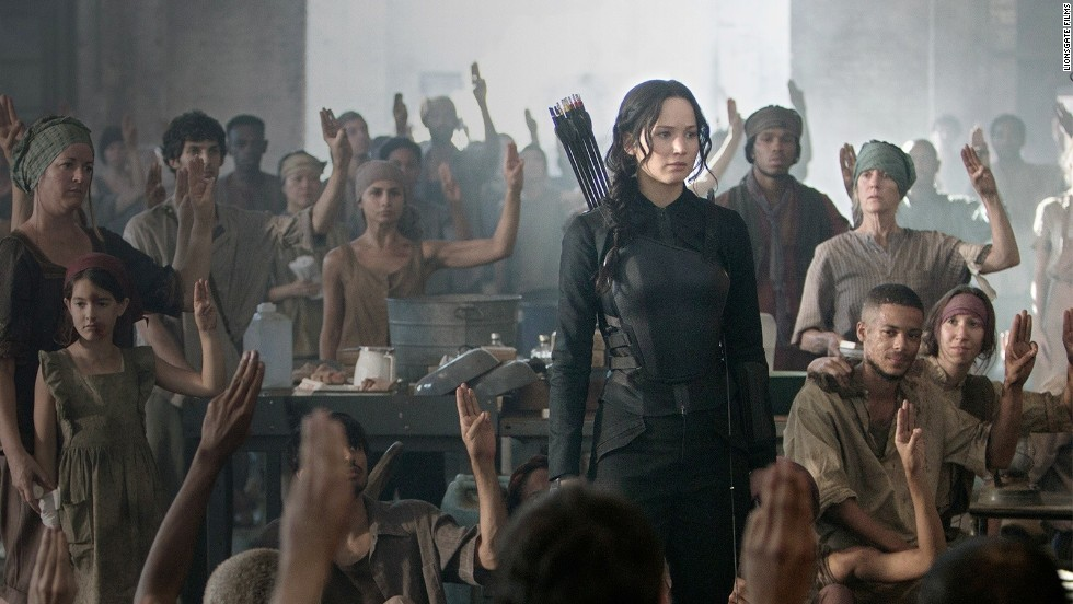 "Jennifer Lawrence took criticism of her casting as rugged, resourceful ""Hunger Games"" heroine Katniss Everdeen in stride. ""I'm a massive fan too, so I get it,"" <a href=""http://www.mtv.com/news/articles/1681998/hunger-games-jennifer-lawrence-weight.jhtml"" target=""_blank"">the actress said in response</a> to fans who thought she had the wrong look for the dystopian character. <a href=""http://www.eonline.com/news/303277/the-hunger-games-cast-talks-fan-backlash-and-josh-hutcherson-s-blond-hair-i-was-definitely-more-dumb"" target=""_blank"">Some complained</a> that Lawrence is ""too big"" and had the wrong hair color to properly fill the role, but that whining was quickly snuffed out by the positive reaction from fans, critics and the box office."