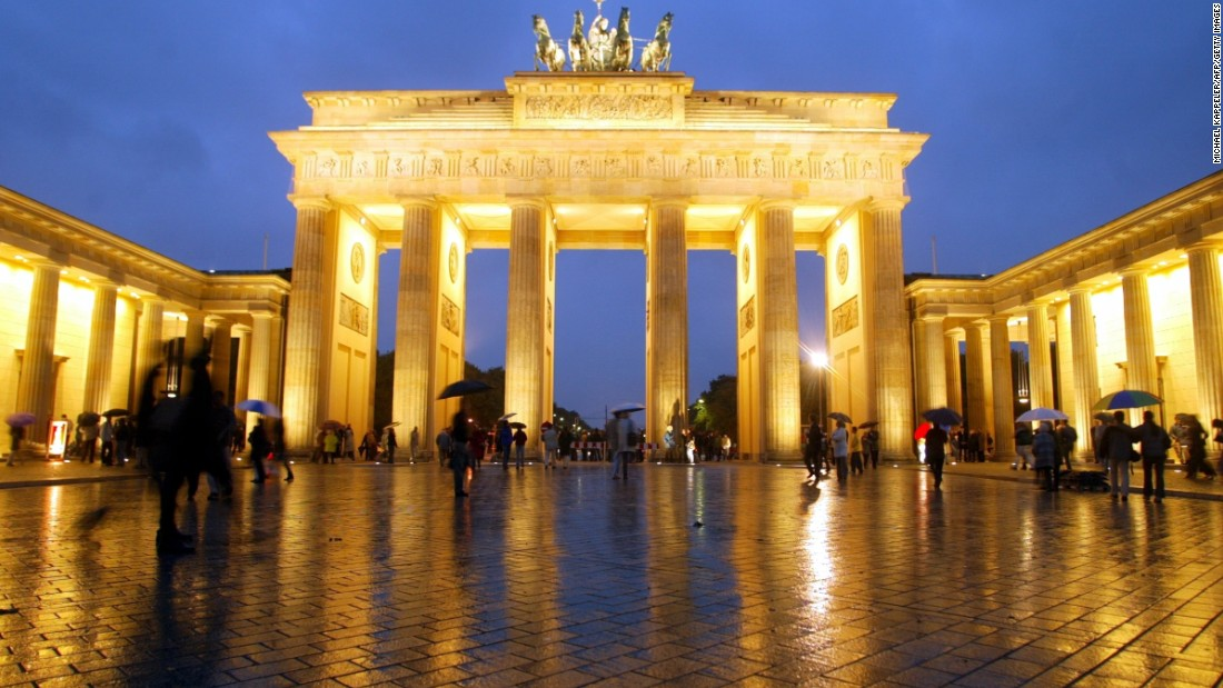 The list measures factors such as quality of schools, political environment, safety, consumer goods and transport. Berlin's are enough to rank it at 13.