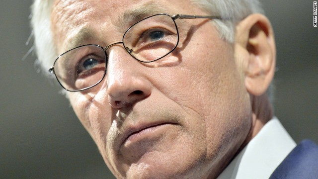 Chuck Hagel out as defense secretary