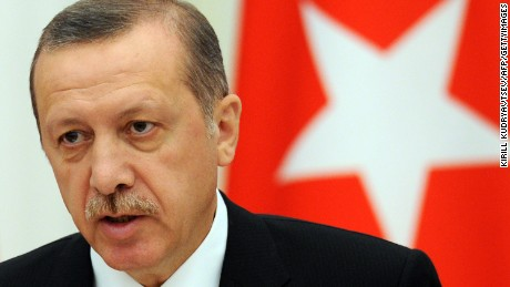 Recep Tayyip Erdogan of Turkey