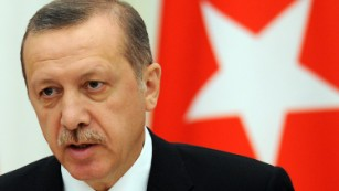 Turkish leader: U.S. responsible for 'sea of blood' for supporting Syrian Kurds