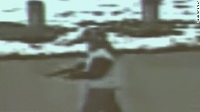 Video shows police shooting of a boy