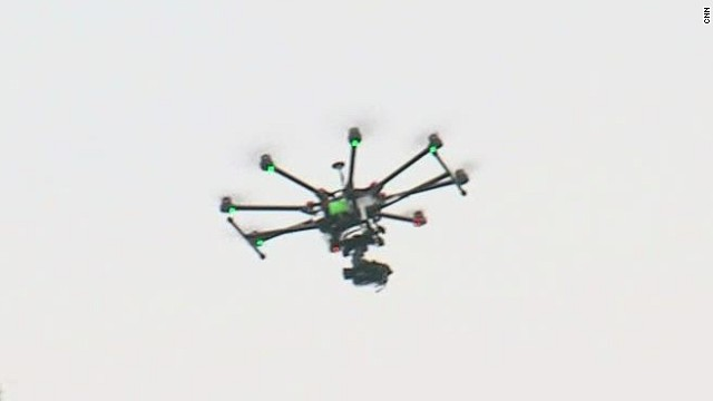 FAA on drones: Security always a concern