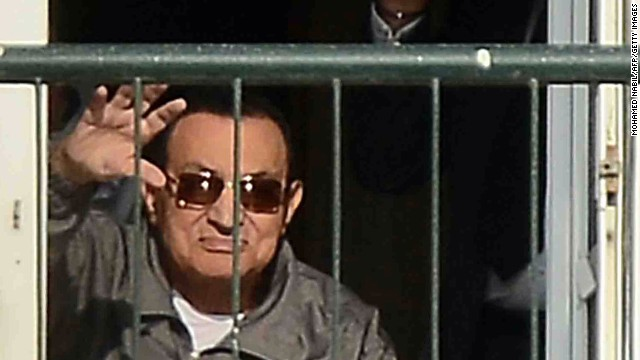 State media: Court allows Mubarak to walk free