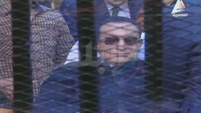 Egyptian ex-president vindicated