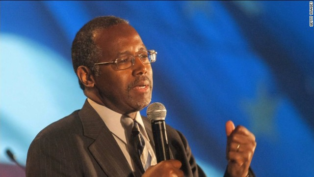 Carson talks running for President